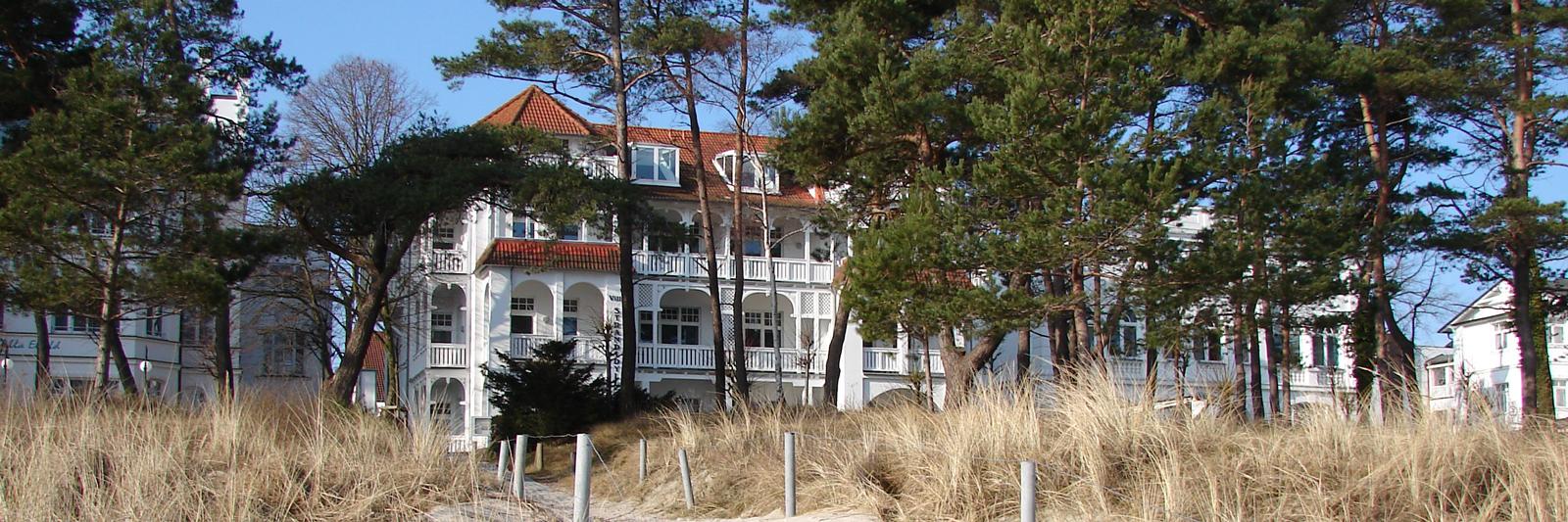 Villa Strandidyll in Binz auf Rügen
