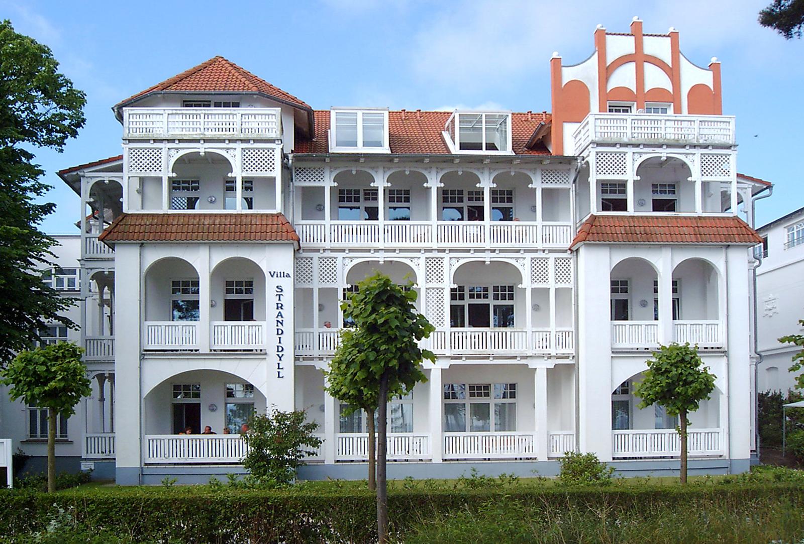 Villa Strandidyll in Binz